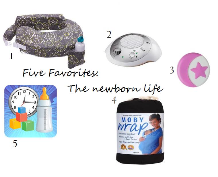 fivefavesnewborn